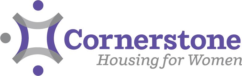 Logo of Cornerstone Housing for Women
